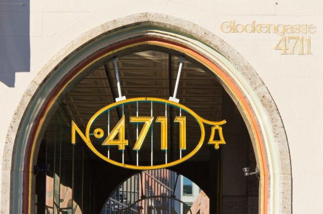 Huisnummer 4711 staat nog altijd op de gevel