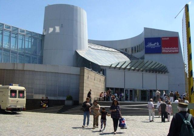 Imhoff-Schokoladenmuseum