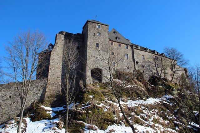 Het kasteel van Monschau