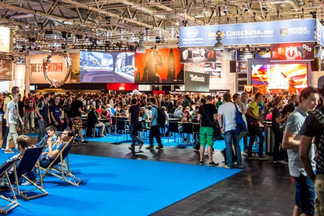 foto: gamescom in 2013
