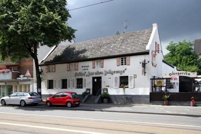 Een gezellig ouderwets Gasthaus in Keulen
