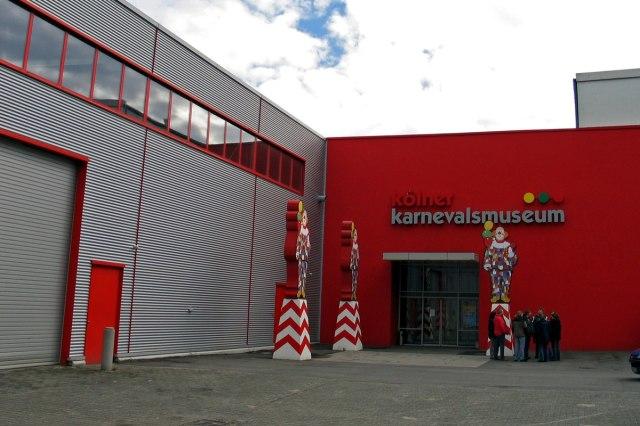 Het Carnavalsmuseum van Keulen