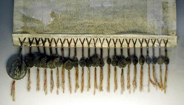 De Verbundbrief van 1396