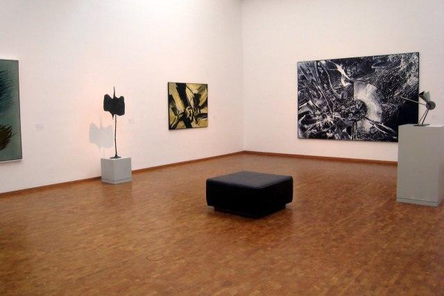 foto: tentoonstelling in Museum Ludwig
