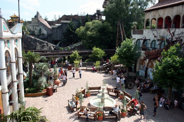 foto: themapark Mexico Phantasialand
