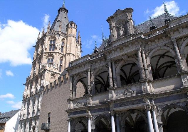 Rathaus van Keulen