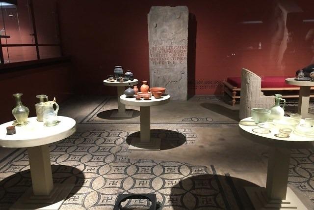Tentoonstelling Romeins-Germaans museum