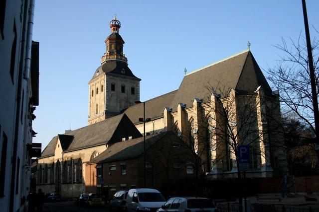 De Sint-Ursulakerk van Keulen