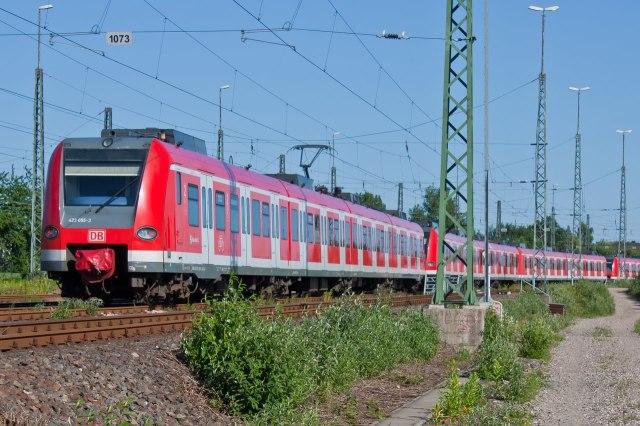 De S-Bahn van Keulen