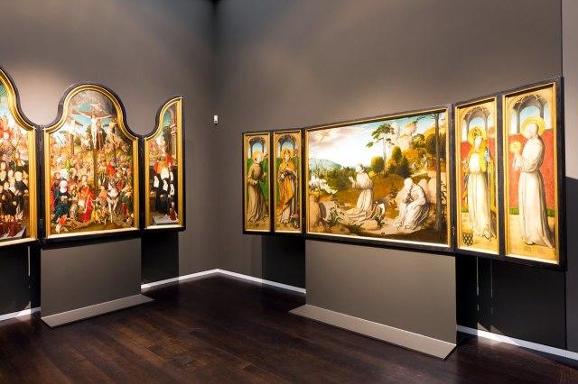 foto: tentoonstelling in het Wallraf-Richartz Museum