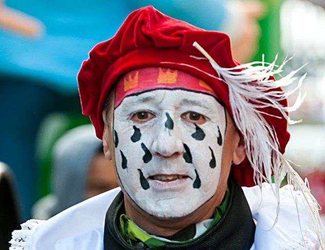 Het Wapen van Keulen tijdens carnaval
