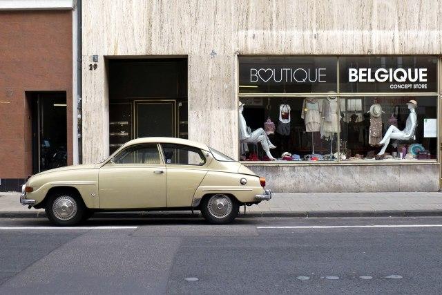 Een stijlvolle boetiek in het Belgisches Viertel